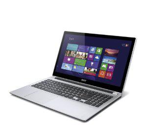 "Vente éclair : PC Portable Acer Sspire v5 4.Go | 500.Go | Ecran Tactile 15.6"" | Intel HD Graphics"