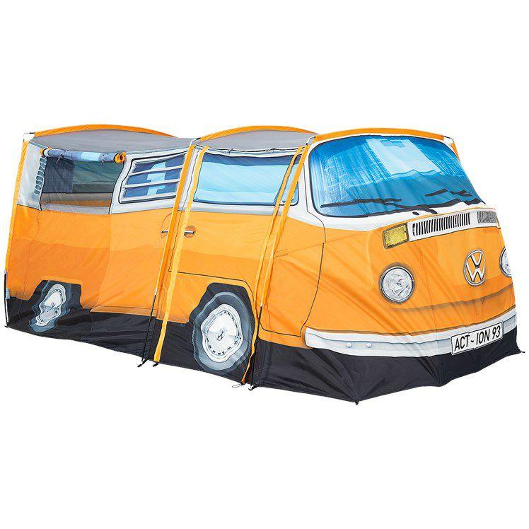 Tente bus Volkswagen - 3 personnes - 380 x 200 x 145 cm