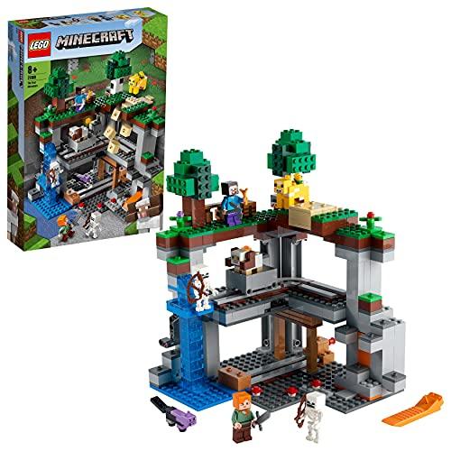 [Prime] Jouet Lego Minecraft : La première Aventure 21169 (via coupon)