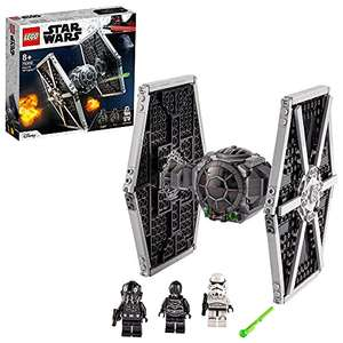 [Prime] Jeu de construction Lego Star Wars TIE Fighter impérial n°75300