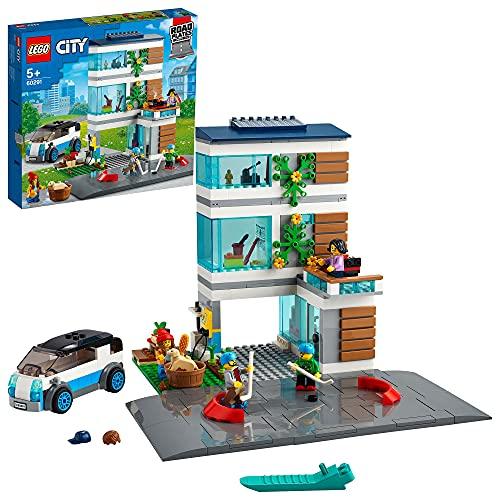 Jeu de construction Lego City La Maison familiale n°60291