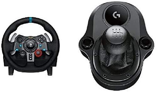 [Prime] Pack Logitech G Racing steering wheel