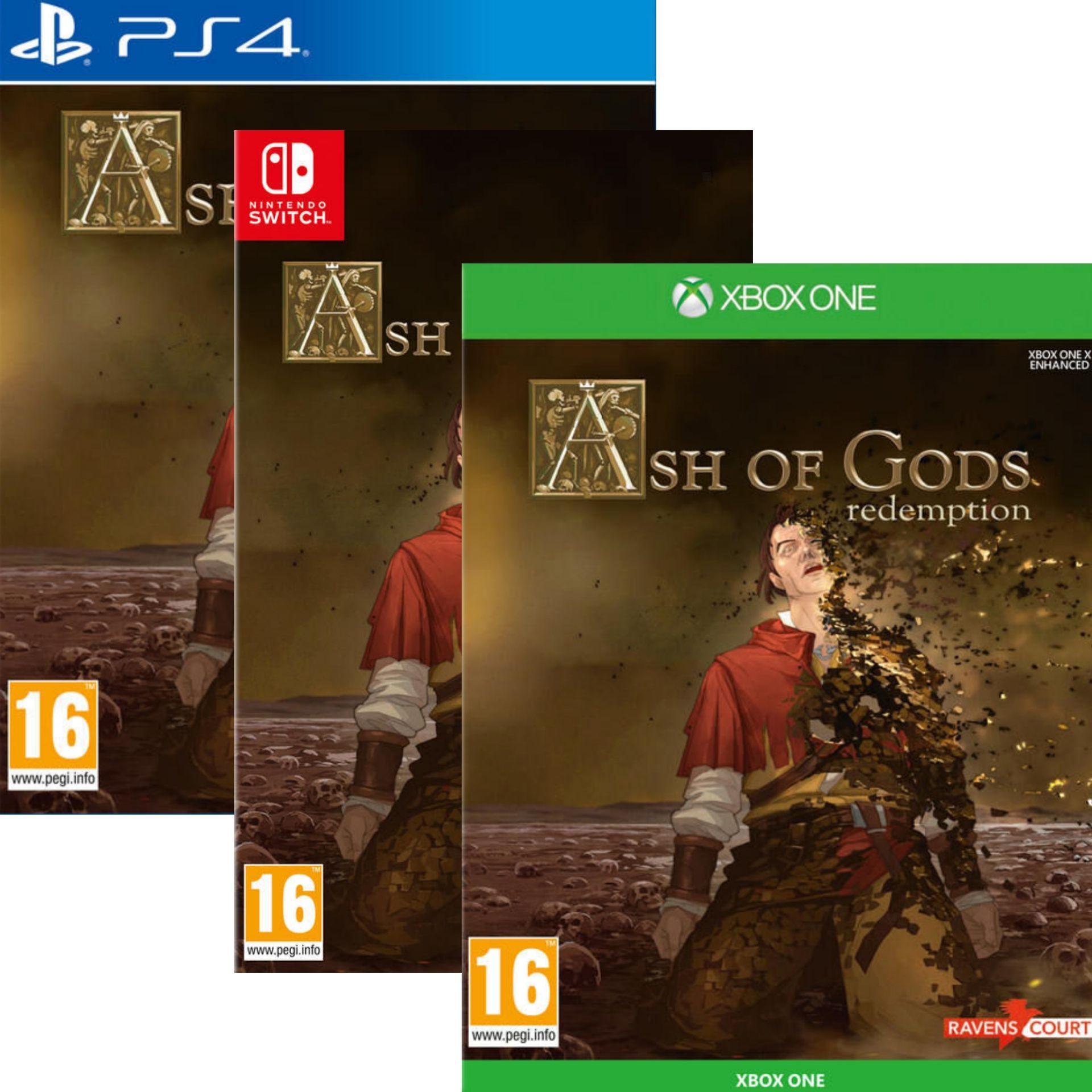 Ash Of Gods Redemption sur Xbox One (Via retrait magasin) - 5.99€ sur PS4 ou Nintendo Switch