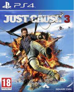 Just Cause 3 sur PS4 ou Xbox One