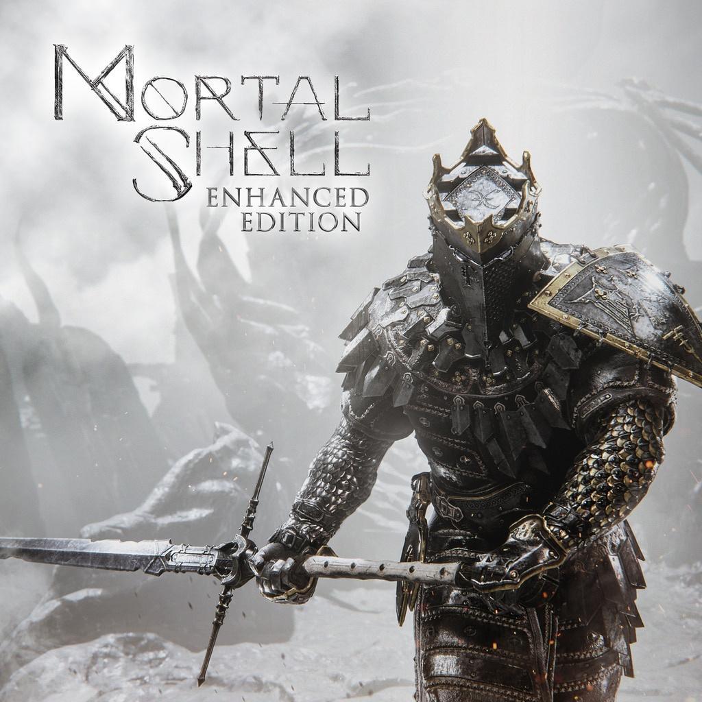 Mortal Shell: Enhanced Edition sur PS4, PS5 (Dématérialisé)
