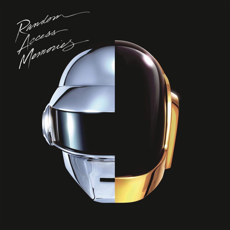 Album Daft Punk Random Access Memories (Double Vinyle) Édition Spéciale Limitée