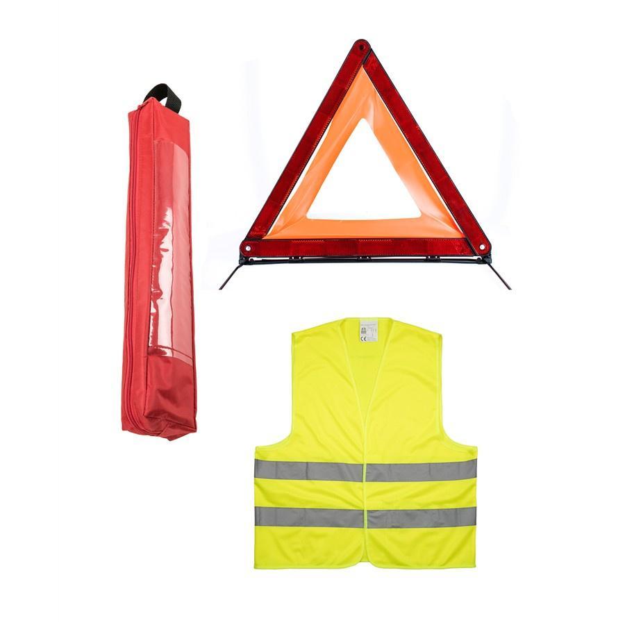 Pack sécurité Triangle + Gilet Norauto