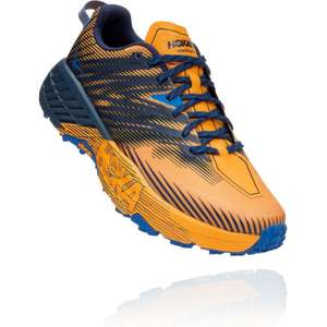 Chaussures trail Homme Hoka One One Speedgoat 4 (Plusieurs coloris & tailles)