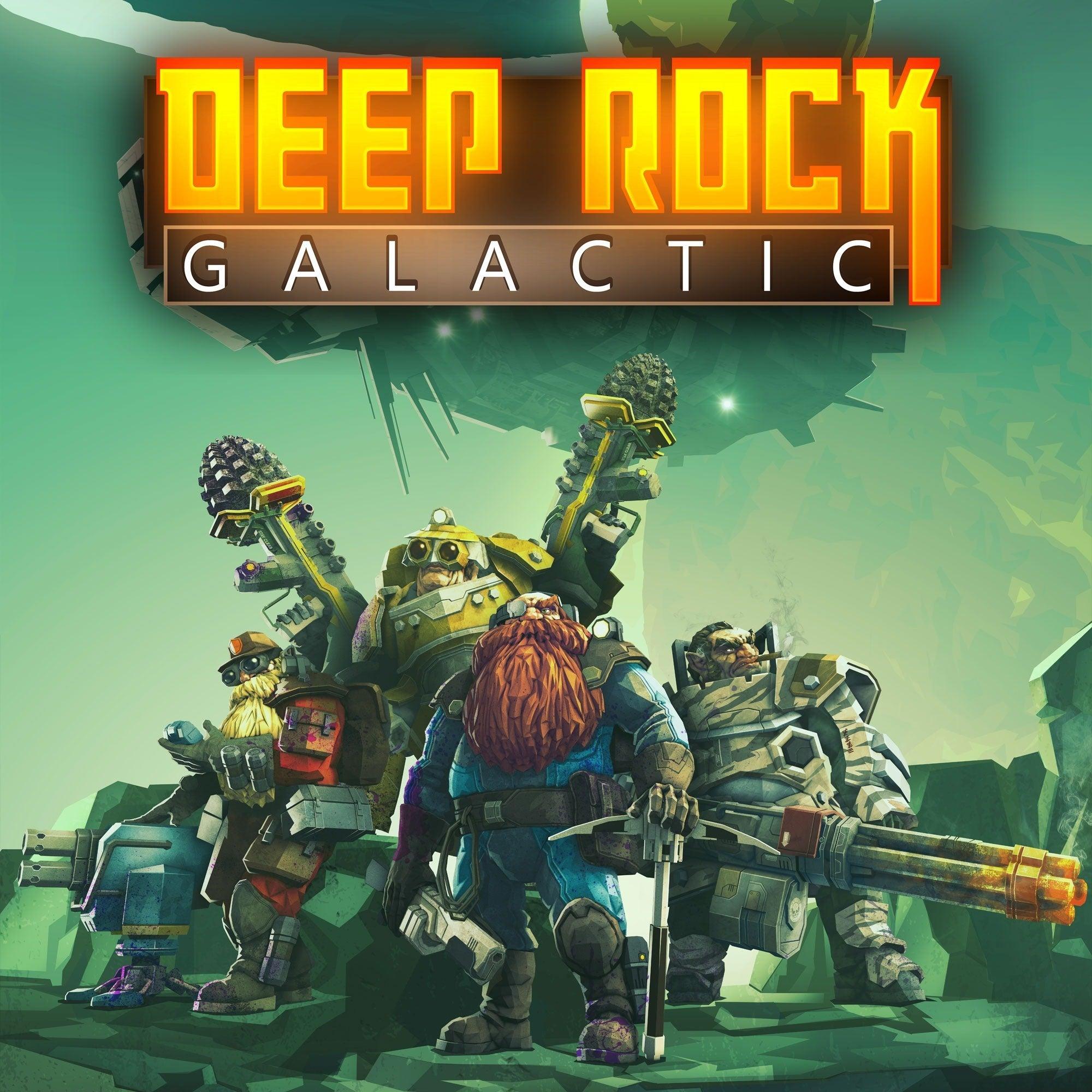 Deep Rock Galactic sur PC (dématérialisé)
