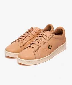 Chaussures en cuir Converse Pro Leather OX Horween