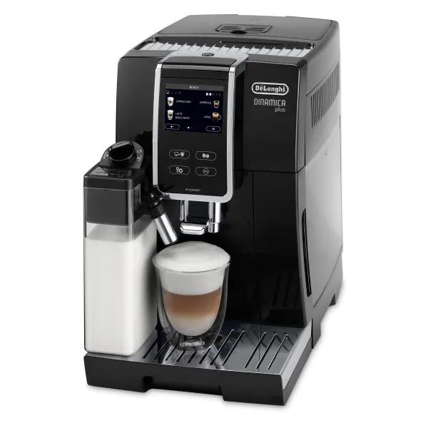 Machine à expresso broyeur Dinamica Plus ECAM370.85.B (delonghi.com)