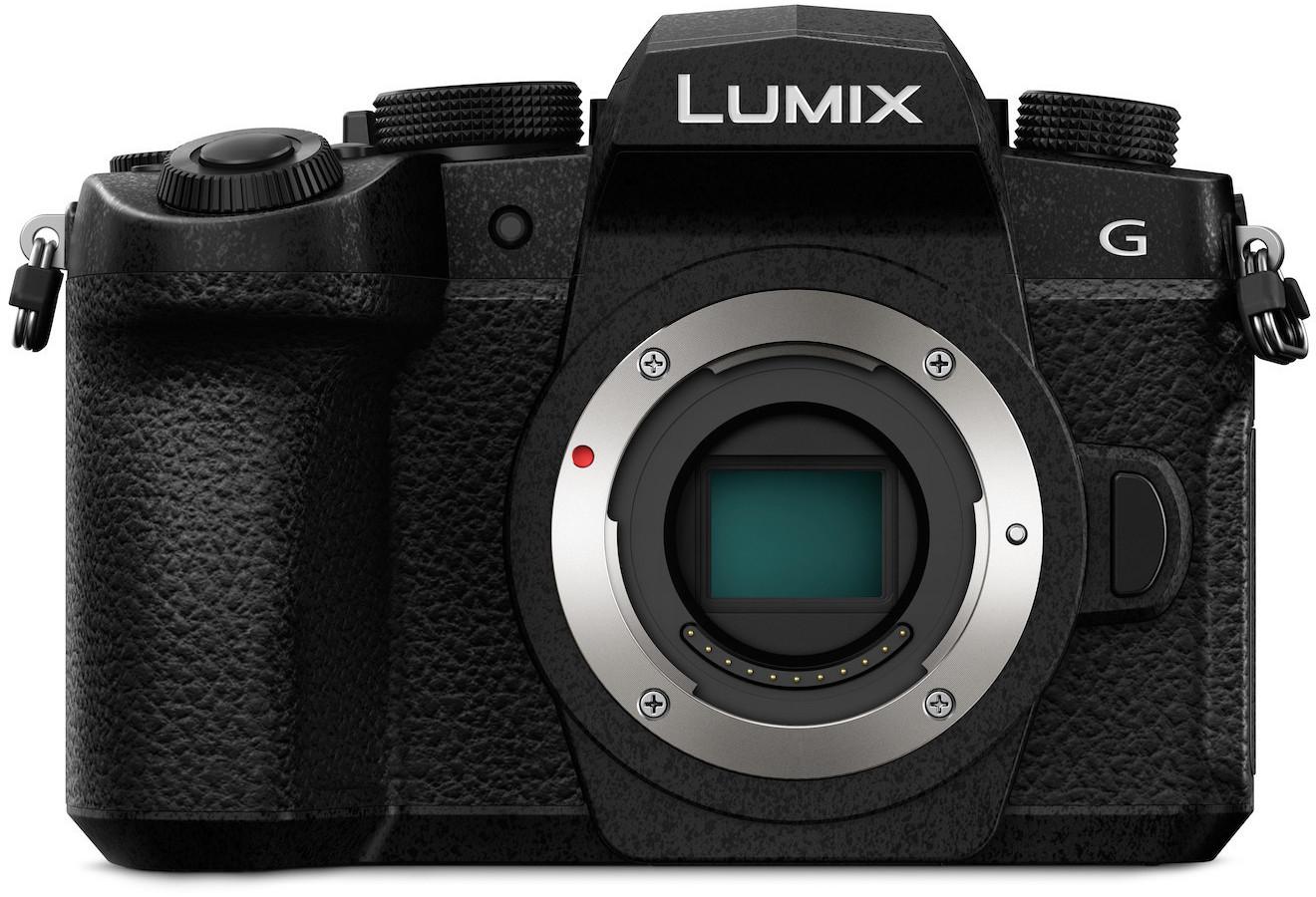 Appareil Photo Panasonic Lumix G91 - Boitier µ4/3 nu destiné au marché Allemand