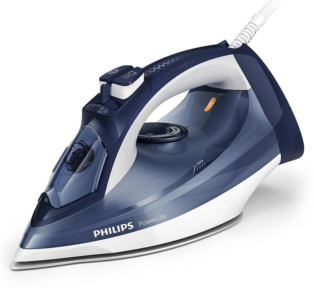 Fer à repasser Philips GC 2994/27 - 2400 W, bleu