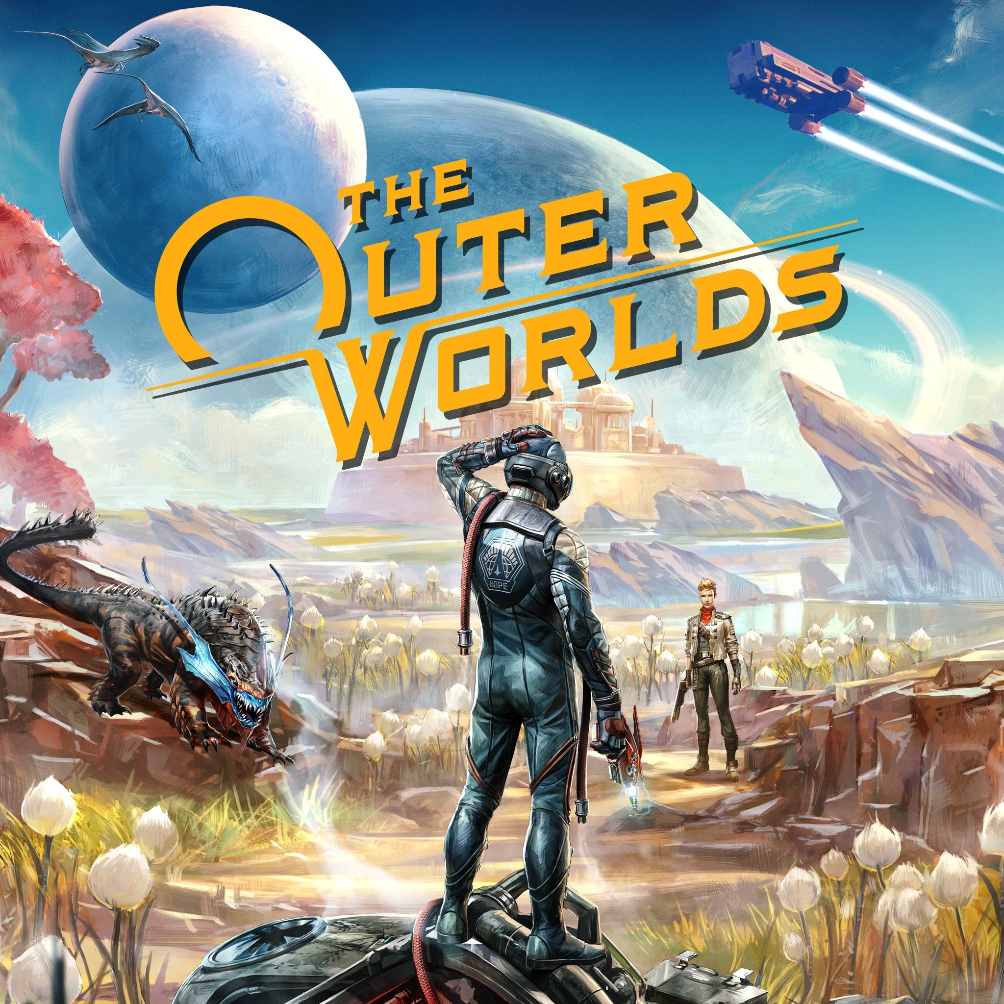 The Outer Worlds sur PC (Dématérialisé - Steam)