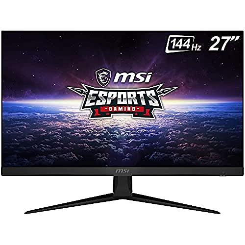 "Ecran PC 27"" MSI Optix G271 - Full HD 144Hz, IPS, 1 ms, FreeSync"