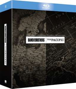 Coffret Blu-ray : Band of Brothers + The Pacific