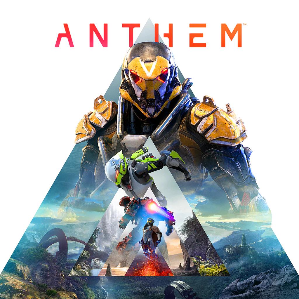 [Abonnés PS+] Anthem sur PS4 (dématérialisé)