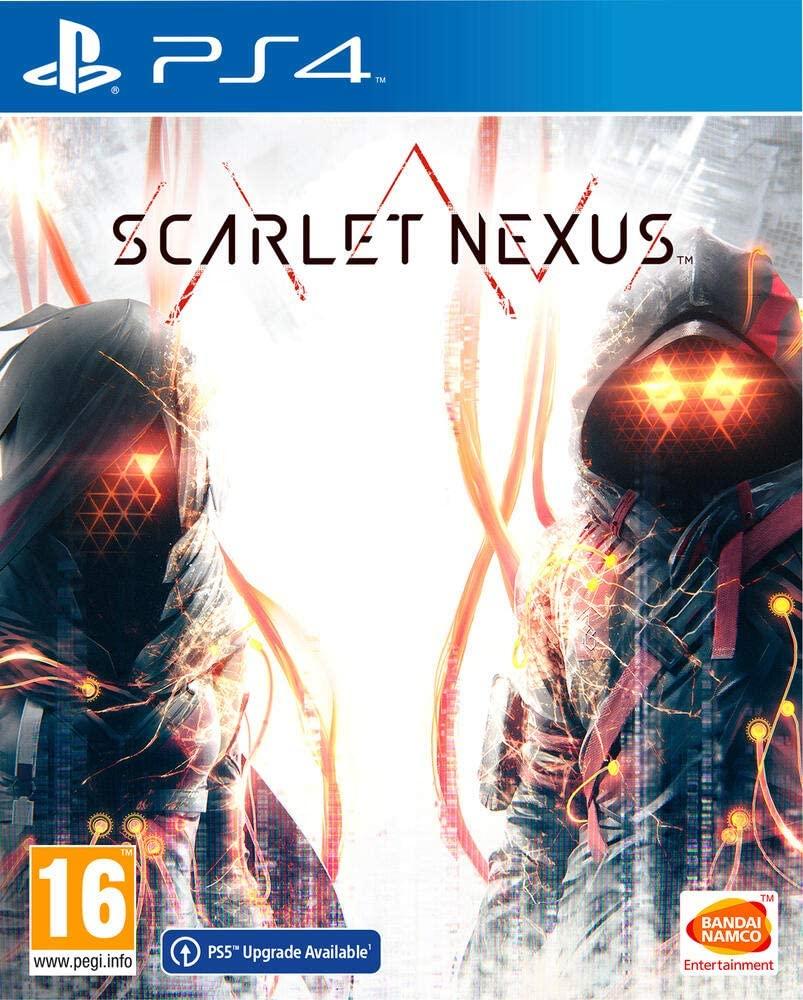 [Précommande] Scarlet Nexus sur PS4