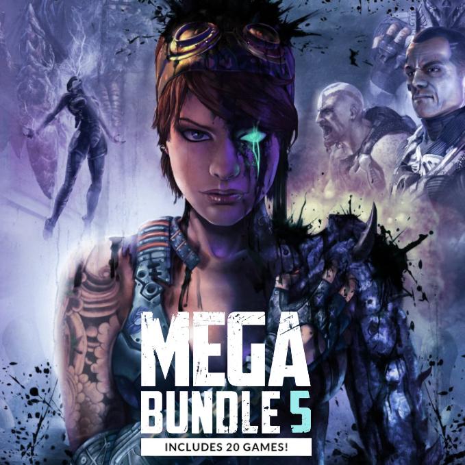 Mega Bundle 5: 20 Jeux PC dont Dungeons 2, Devil's Hunt, Smoke and Sacrifice, Off-Road Drive... sur PC (Dématérialisés - Steam)