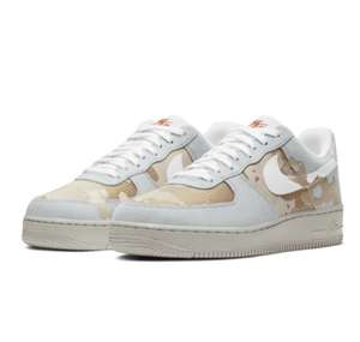 Baskets Nike Air Force 1'07 LX Desert Camo
