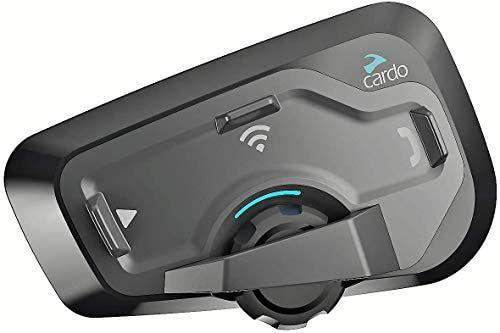 Lot de 2 Intercom moto Cardo Freecom 4 Plus Duo