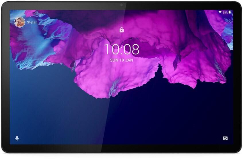 "Tablette tactile 11"" Lenovo Tab P11 - full HD+ (2000x1200), SnapDragon 662, 4 Go de RAM, 64 Go, Android 10, 7700 mAh, son Dolby Atmos"