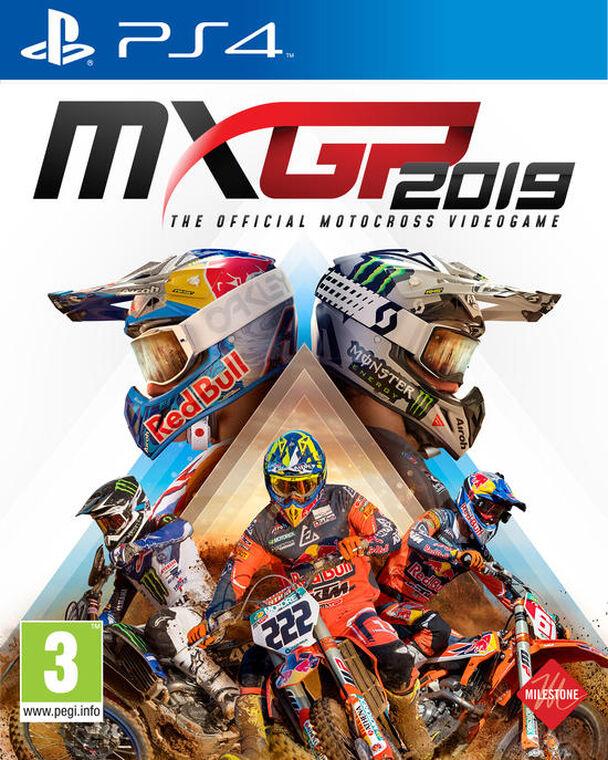 [PS+] MXGP 2019 - The Official Motocross Videogame sur PS4 (Dématérialisé)