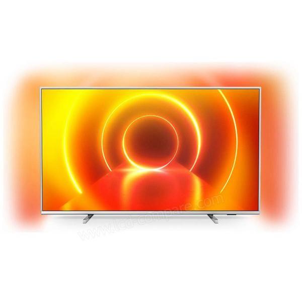 """TV 55"""" Philips 55PUS7855/12 - 4K UHD, Ambilight"""