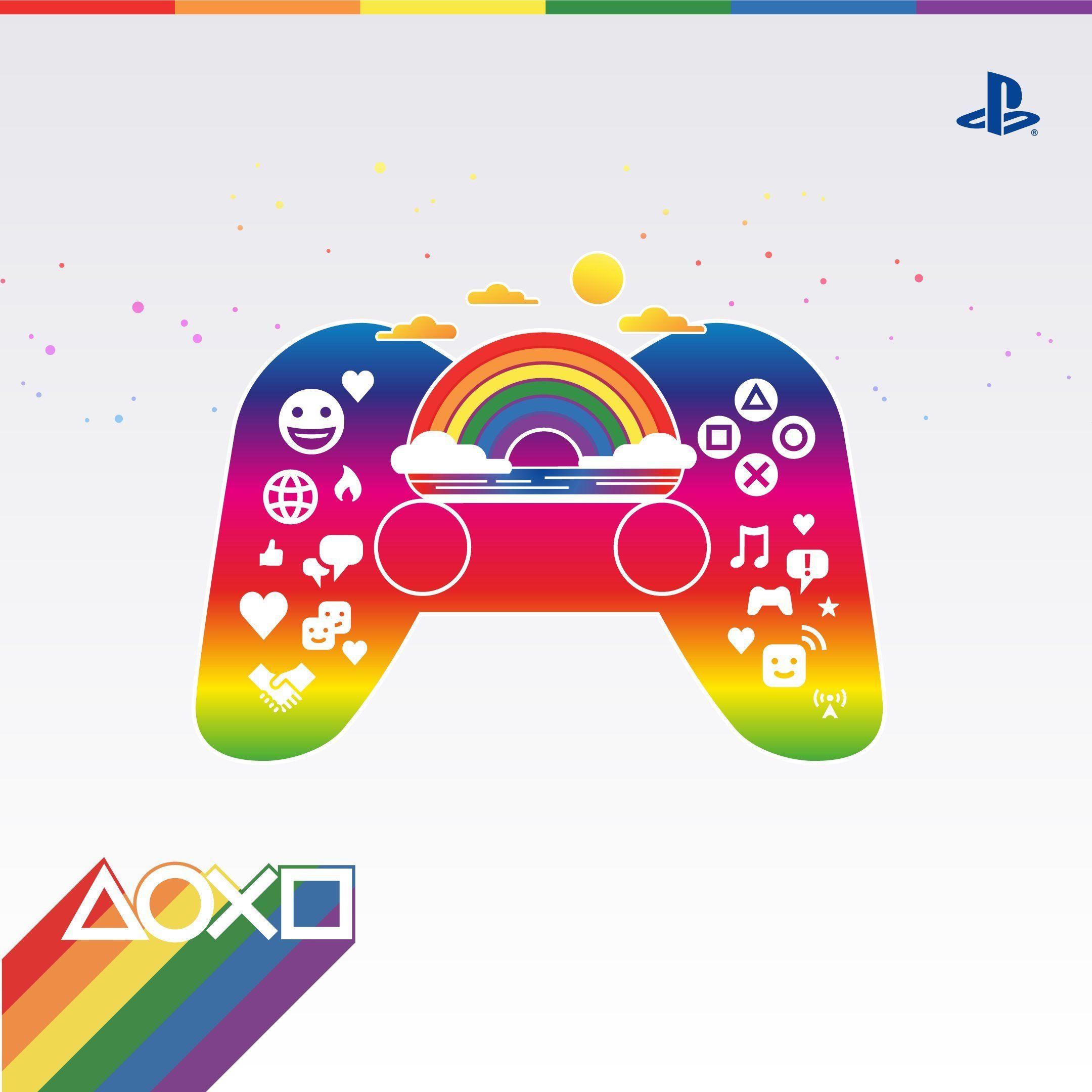 Thème PS4 Pride 2021 offert (Dématérialisé)