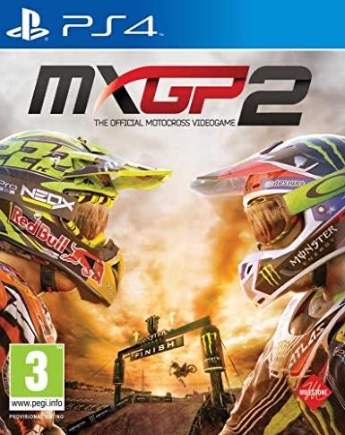 MXGP2 Compact sur PS4 (Dématérialisé)