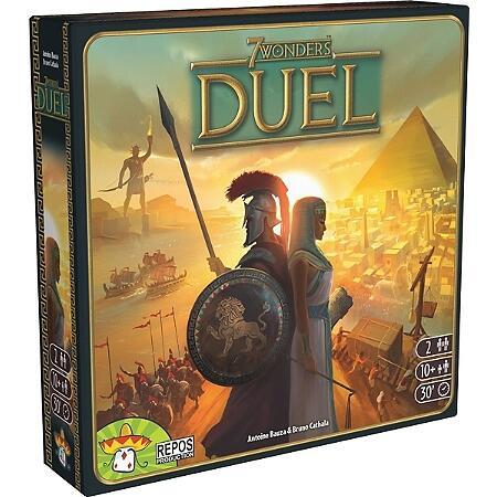 Jeu de société 7 Wonders Duel (Via 5.93€ sur la carte fidélité)