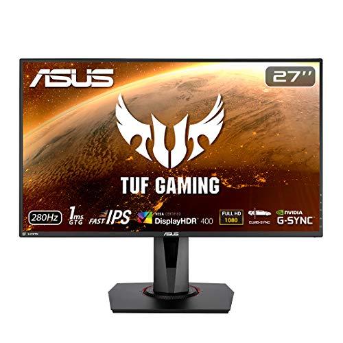 "Ecran PC 27"" Asus Tuf VG279QM - FullHD, IPS, 280Hz, 1ms, G-Sync compatible"