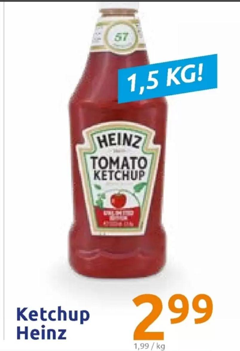 Ketchup Tomato Heinz - 1,5kg