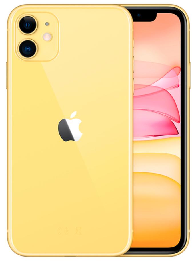Smartphone Apple iPhone 11 - Reconditionné, coloris au choix