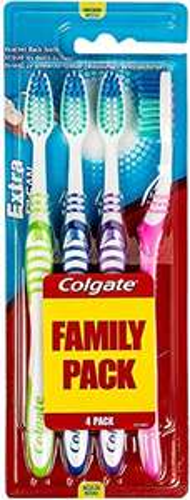 Brosse à Dents Colgate Extra Clean Medium