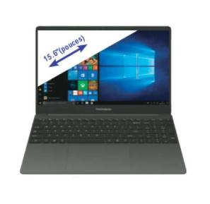 "PC Portable 15.6"" Thomson NX15I5‑512 - Full HD, i5-5257U, 8 Go RAM, 512 Go SSD, Intel Iris 6100 + Housse de protection"