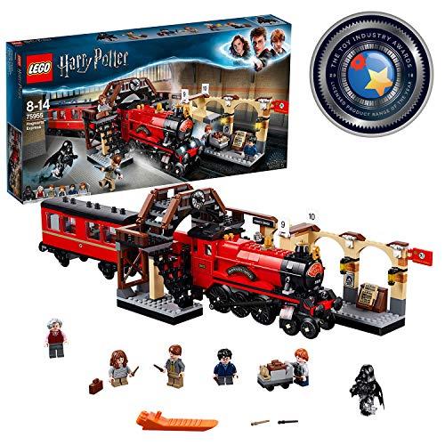 Jeu de construction Lego Harry Potter - Le Poudlard Express (75955)