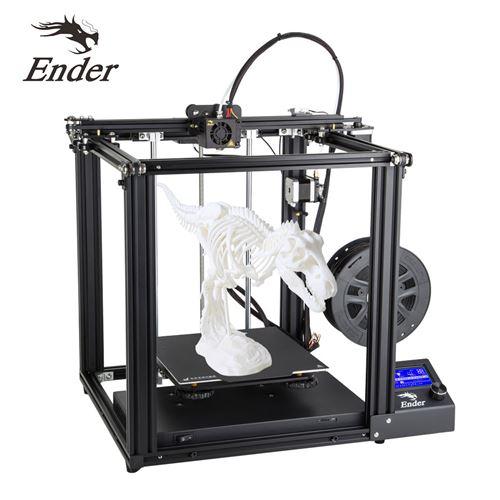 Imprimante 3D Creality 3D Ender-5 - 220x220x300mm (Vendeur tiers)