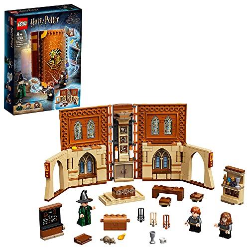 Jouet Lego Harry Potter Poudlard Le Cours de métamorphose avec coupon 76382