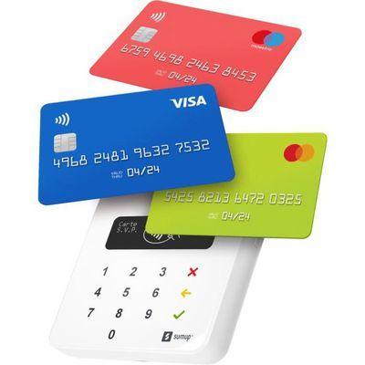 [Auto-Entrepreneurs / Professionnels] Terminal de paiement SumUp Air - compatible Apple Pay / Google Pay / NFC