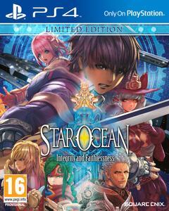 [Précommande] Star Ocean 5: Integrity and Faithlessness - édition limitée sur PS4 (Version UK)