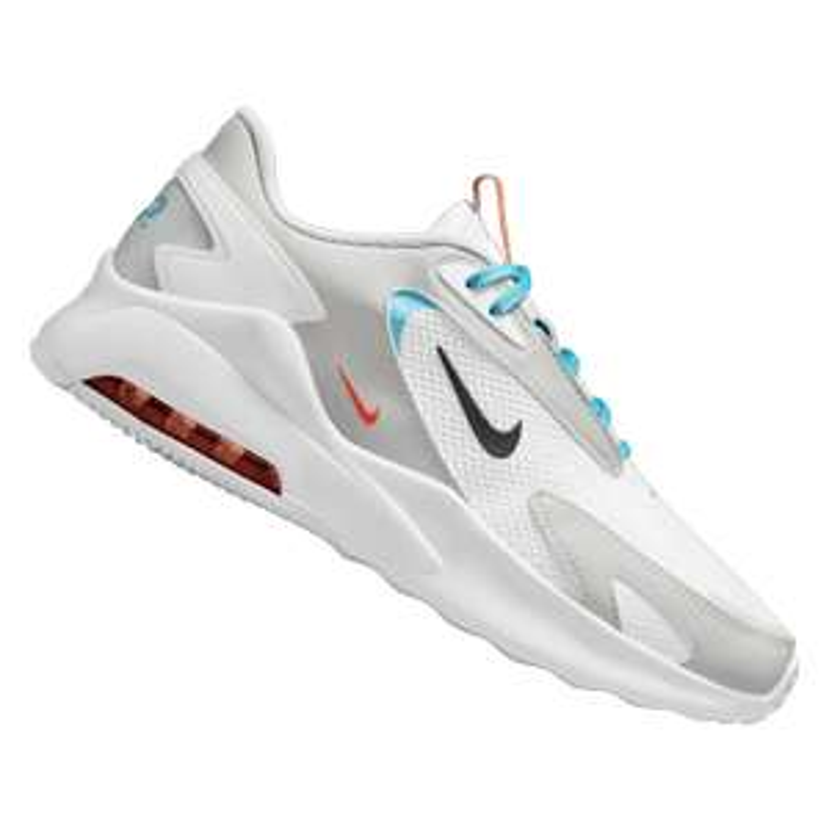 Baskets Nike Air Max Bolt - Blanc / Gris clair - Tailles du 40 au 46