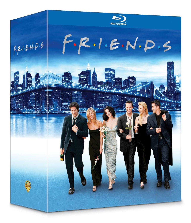 Sélection de coffrets Blu-ray / DVD en promotion - Ex : coffret Blu-Ray Friends L'Intégrale (saison 1 à 10)