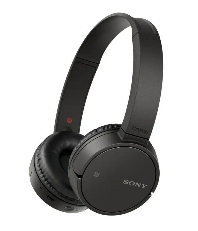 Casque audio sans fil Sony WH-CH500 - Bluetooth, Noir