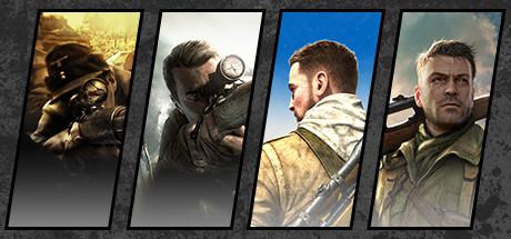 Sniper Elite Complete Pack sur PC (Dématérialisé)