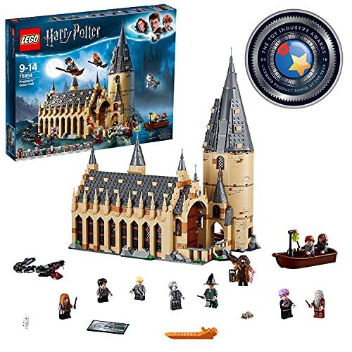 Lego Harry Potter 75954 - La Grande Salle du château de Poudlard (Via coupon)