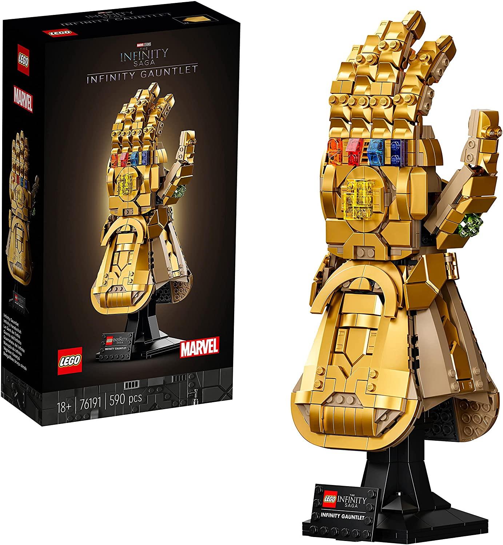 Lego Marvel 76191 - Le Gant de l'infini