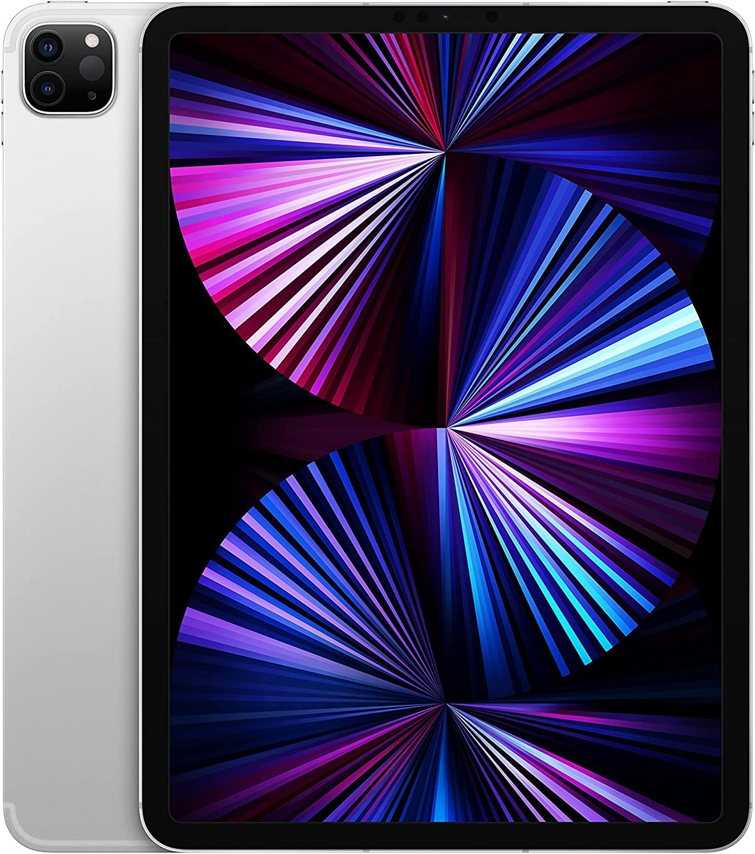 """Tablette Apple iPad Pro 11"""" 256Go Wi-FI (2021) - Argent ou Gris sidéral"""
