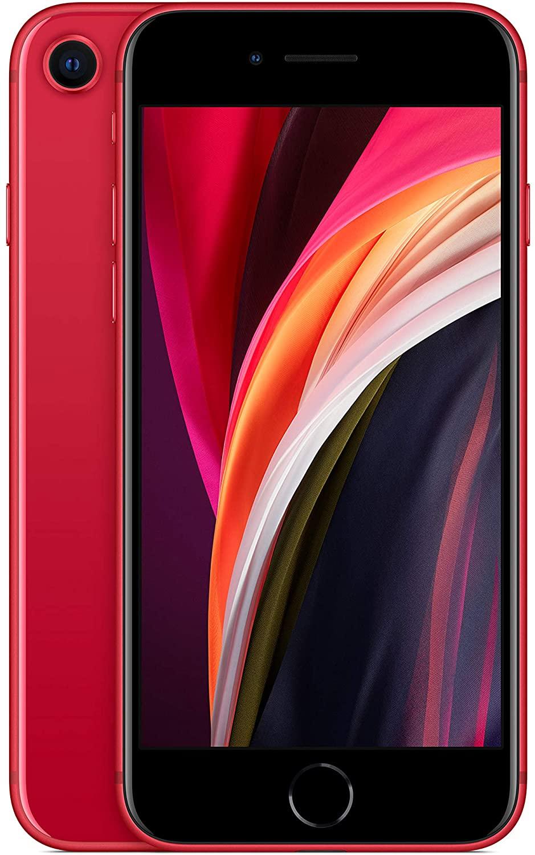 "Smartphone 4.7"" Apple iPhone SE 2020 - 64 Go, Rouge"