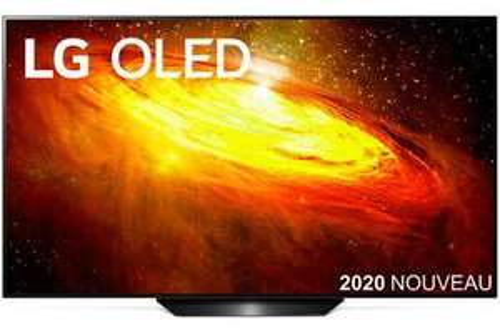 "TV OLED 65"" LG OLED65BX - 4K UHD, HDR10, Dolby Vision, Smart TV"
